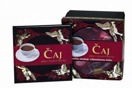 Čaj - dárková krabička - 3. vydání - neuveden