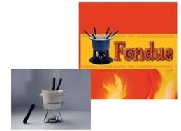 Fondue - dárková krabička - neuveden