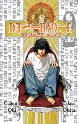 Death Note - Zápisník smrti 2 - Oba Cugumi, Obata Takeši,