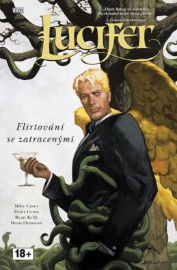 Lucifer 3 - Flirtování se zatracenými - Carey Mike, Gross Peter