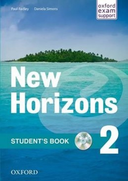 New Horizons 2 Students´s Book with CD pack - Radley Paul