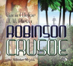 Robinson Crusoe - CD mp3 - Defoe Daniel