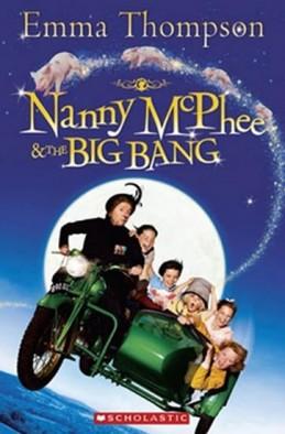 Popcorn ELT Readers 3: Nanny McPhee & the Big Bang - Thompson Emma
