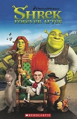Shrek Forever After CD DreamWorks - Hughes Annie