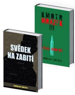 Kmotr Mrázek III.+ IV. - Komplet - Kmenta Jaroslav