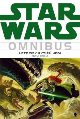 Star Wars - Omnibus - Letopisy rytířů Jedi 2 - Veitch Tom
