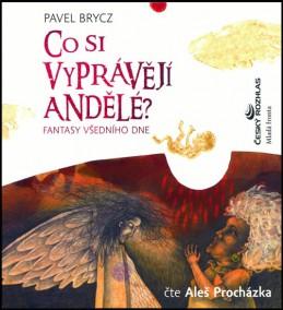 Co si vyprávějí andělé? - Fantasy všedního dne - CD - Brycz Pavel