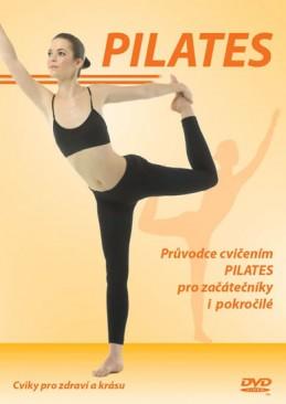 Pilates průvodce - DVD - neuveden