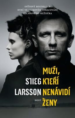 Muži, kteří nenávidí ženy - filmová obálka (Milénium 1) - Larsson Stieg
