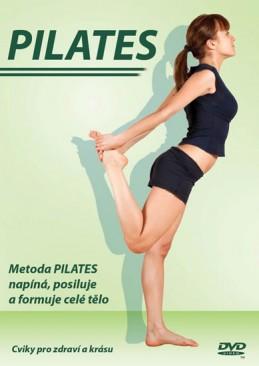 Pilates metoda - DVD - neuveden