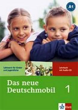 Das neue Deutschmobil 1 - učebnice + CD - Douvitsas-Gamst a kolektiv J.