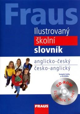 Fraus Ilustrovaný školní slovník AČ-ČA + CD-ROM - neuveden