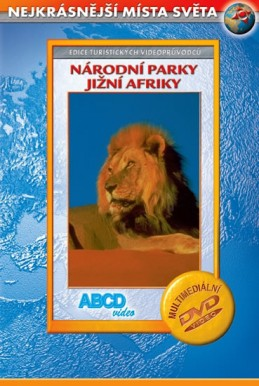 Národní parky Jižní Afriky - Nejkrásnější místa světa - DVD - neuveden