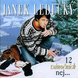 12 Vánočních nej ...- CD - Ledecký Janek
