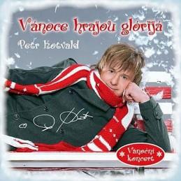 Vánoce hrajou glórijá - CD - Kotvald Petr