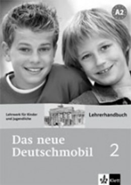 Das neue Deutschmobil 2 - metodická příručka - Douvitsas-Gamst a kolektiv J.