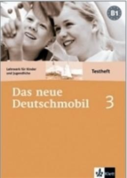 Das neue Deutschmobil 3 - sešit s testy - Douvitsas-Gamst a kolektiv J.