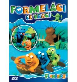 Formeláci se vrací - DVD