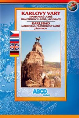 Karlovy Vary - DVD (ČJ,AJ,NJ,RJ) - neuveden