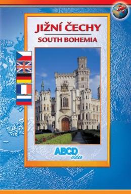Jižní Čechy - DVD (ČJ,AJ,FJ,NJ,RJ) - neuveden