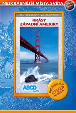 Krásy západní Ameriky - Nejkrásnější místa světa - DVD - neuveden