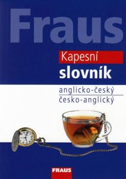 Fraus kapesní slovník AČ-ČA - 2. vydání - kolektiv