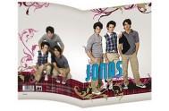Jonas Brothers - Obal na sešit A4