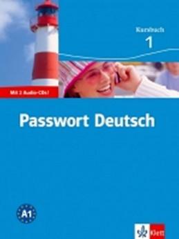 Passwort Deutsch 1 - Učebnice + CD (3-dílný) - Albrecht U., Dane D., Fandrych Ch.