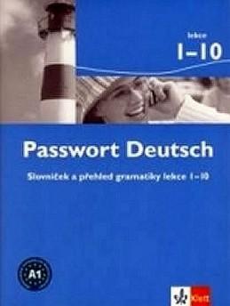 Passwort Deutsch 1 - Slovníček (3-dílný) - Albrecht U., Dane D., Fandrych Ch.