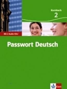Passwort Deutsch 2 - učebnice + CD (3-dílný) - Albrecht U., Dane D., Fandrych Ch.