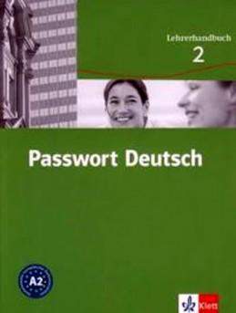 Passwort Deutsch 2 - Metodická příručka (3-dílný) - Albrecht U., Dane D., Fandrych Ch.