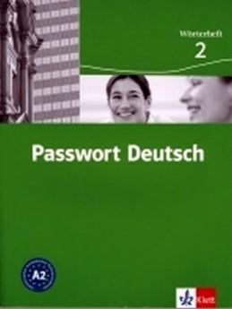 Passwort Deutsch 2 - Slovníček (3-dílný) - Albrecht U., Dane D., Fandrych Ch.