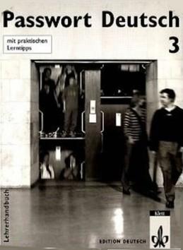 Passwort Deutsch 3 - Metodická příručka (3-dílný) - Albrecht U., Dane D., Fandrych Ch.