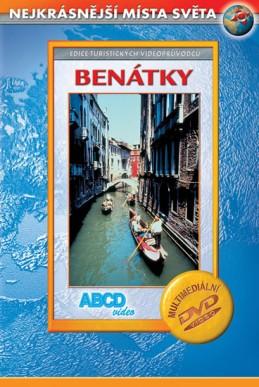 Benátky - Nejkrásnější místa světa - DVD - neuveden