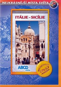 Itálie - Sicílie - Nejkrásnější místa světa - DVD - neuveden