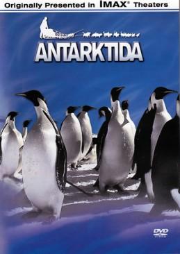 Antarktida - DVD - neuveden