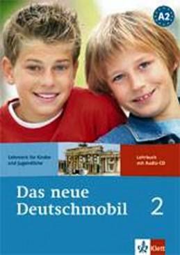 Das neue deutschmobil 2 - učebnice + CD - Douvitsas-Gamst a kolektiv J.