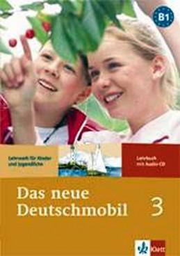 Das neue Deutschmobil 3 - učebnice + CD - Douvitsas-Gamst a kolektiv J.