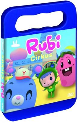 Rubi - Cirkus - DVD - neuveden