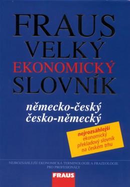 Fraus Velký ekonomický slovník NČ-ČN - neuveden