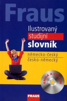 Fraus ilustrovaný studijní slovník NČ-ČN + CD-ROM - 2. vydání - kolektiv