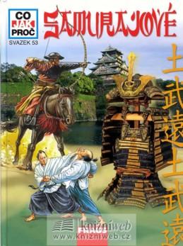 Samurajové - Co, Jak, Proč? - svazek 53 - Panter Peter, Klíma Jan