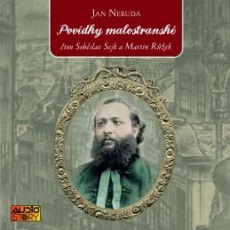 Povídky Malostranské - výběr - 2CD - Neruda Jan