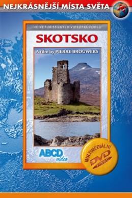 Skotsko - Nejkrásnější místa světa - DVD - 2. vydání - neuveden
