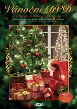Vánoční DVD + bonus CD Vánoční koledy - neuveden