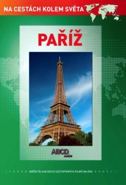 Paříž - Na cestách kolem světa - DVD - 2. vydání - neuveden