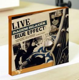 Live Blue Effect CD - Blue Effect