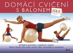 Domácí cvičení s balonem - Gallagher-Mundyová Chrissie