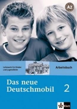 Das neue Deutschmobil 2 - pracovní sešit - Douvitsas-Gamst a kolektiv J.
