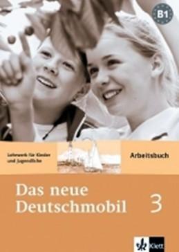 Das neue Deutschmobil 3 - pracovní sešit - Douvitsas-Gamst a kolektiv J.